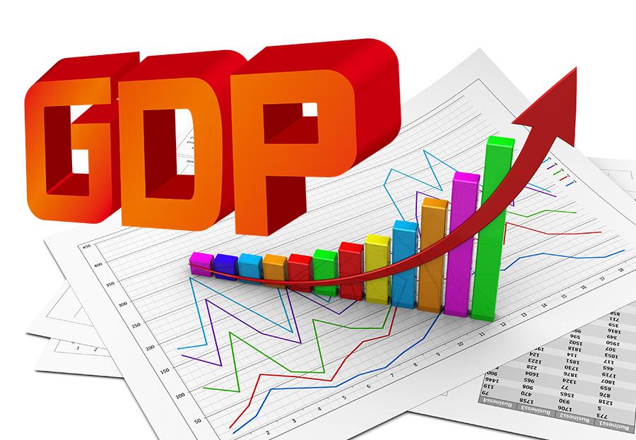 2019年上海全市生产总值预期目标是增长6%-6.5%