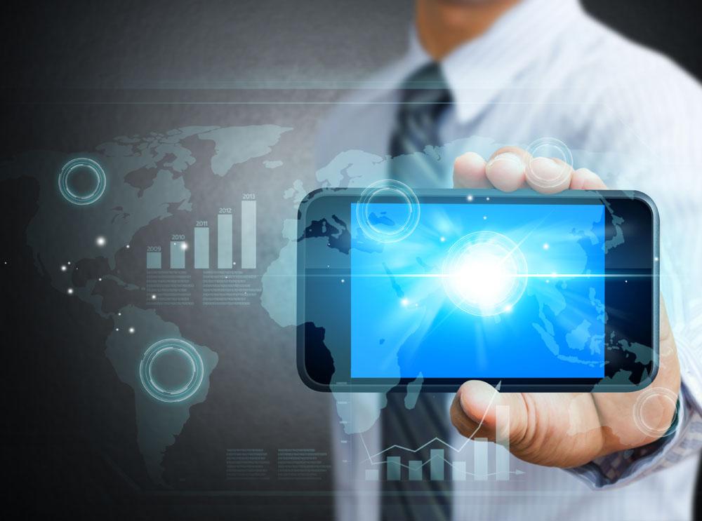 去年全球智能手机出货量料下降3%