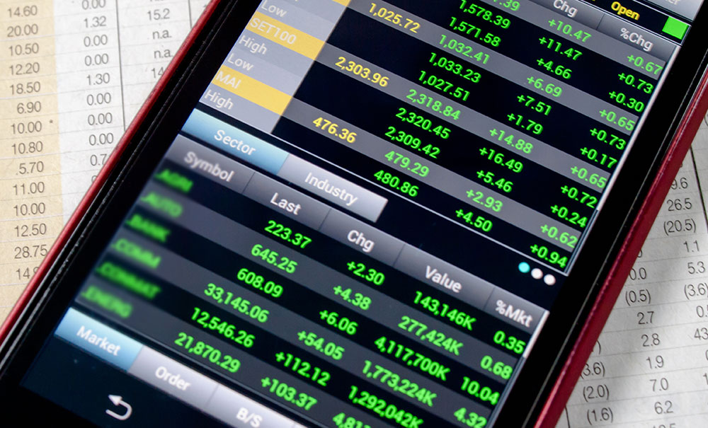 """美联储""""放鸽"""" 美股全线大涨"""