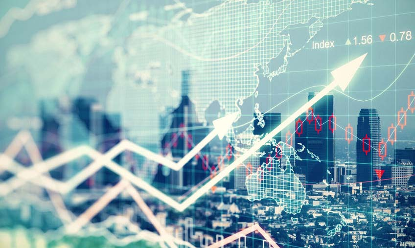 收评:金融股护盘沪指收涨0.35% 北上资金净流入90亿元