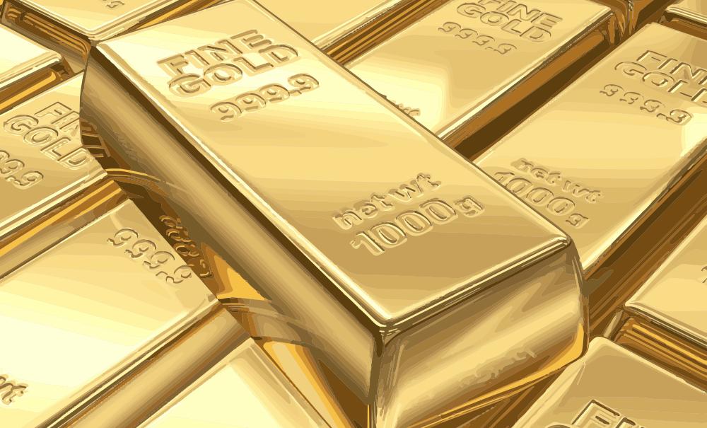 COMEX 4月黄金期货连续四个月上涨