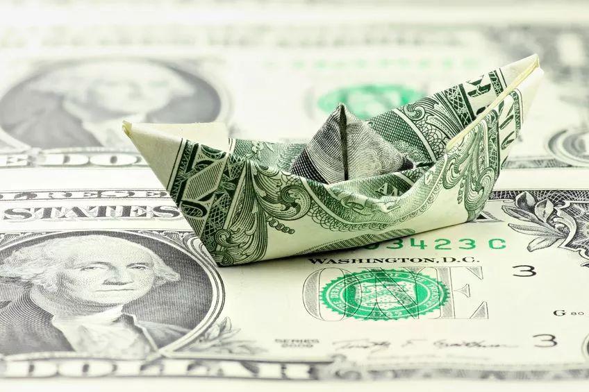 美元指数2月1日下跌