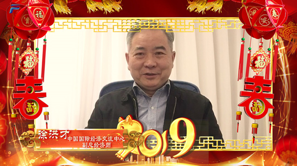 """中国财富网祝各位网友2019""""猪""""事顺利"""