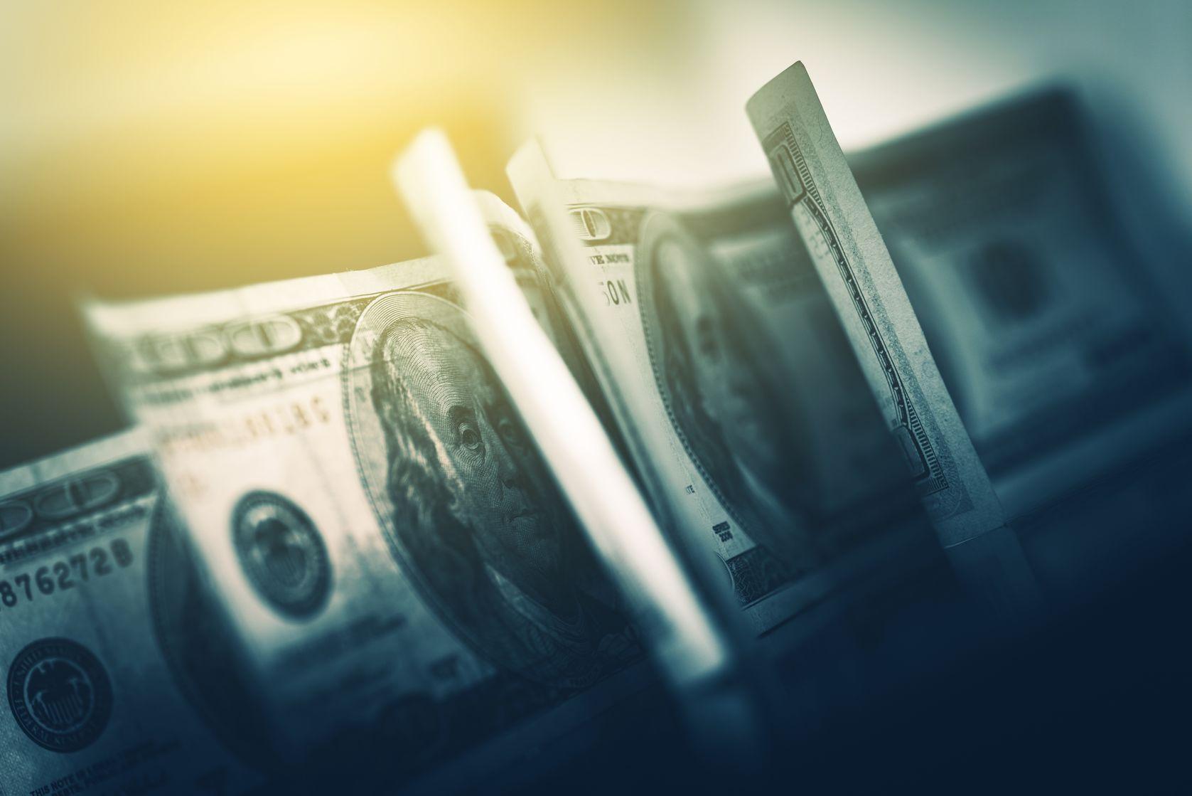 美元指数2月8日上涨