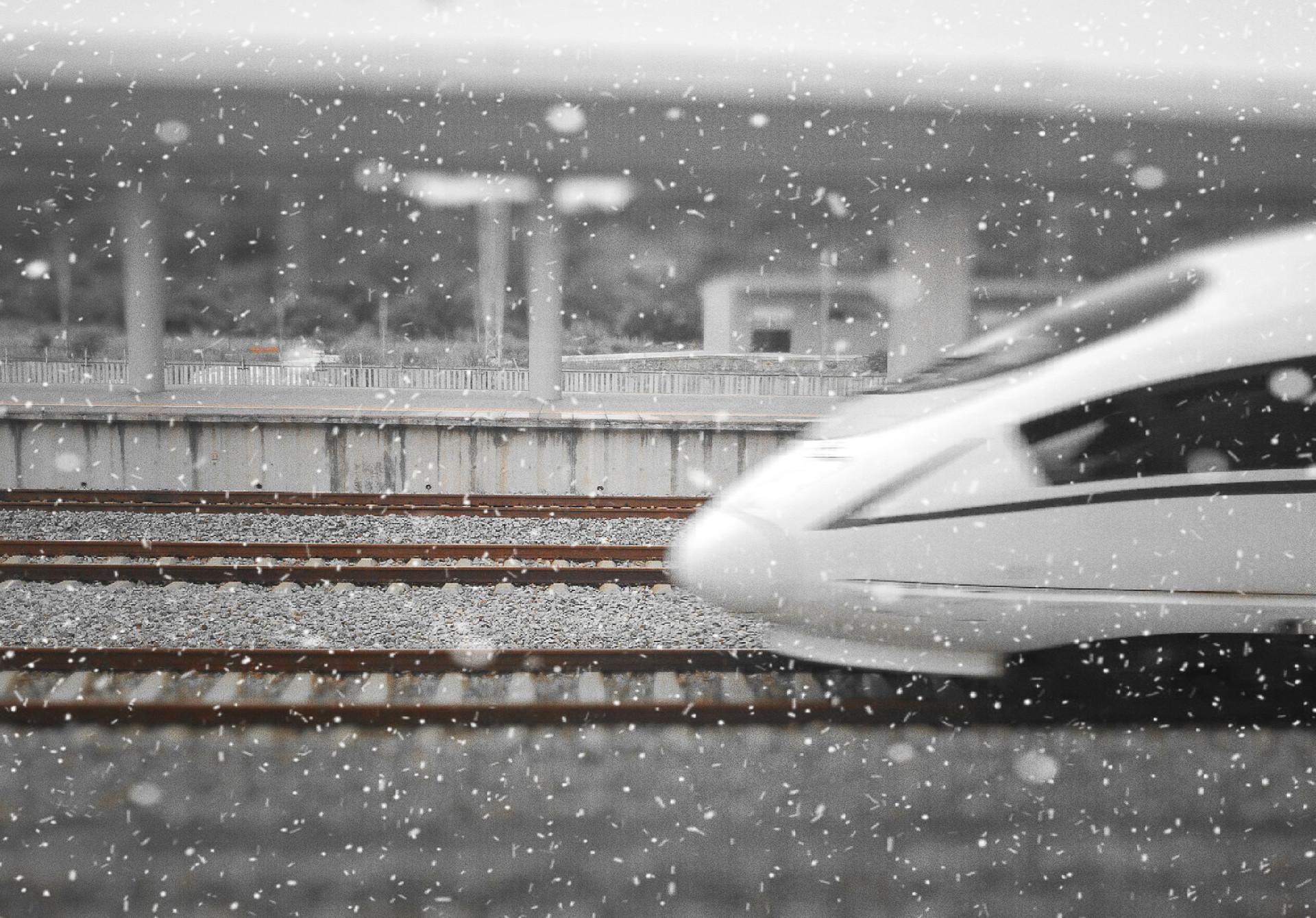 中國高鐵成功挑戰高寒