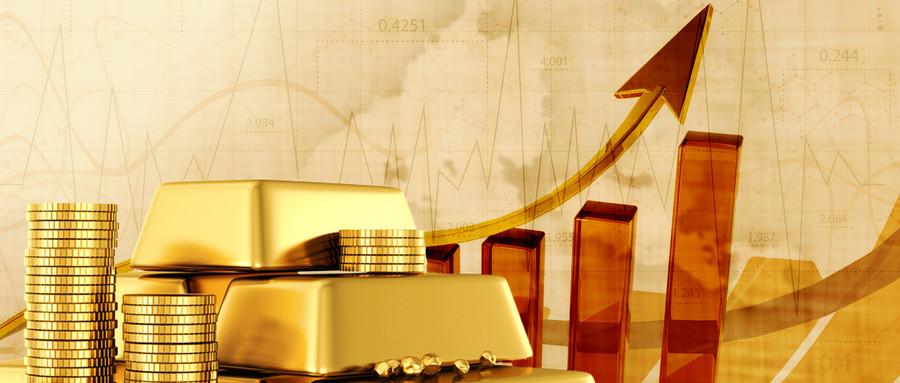 纽约商品交易所黄金期货市场交投最活跃的4月黄金期价13日比前一交易日上涨1.1美元