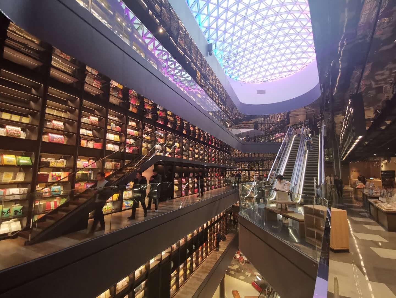 武漢書店紀行:書業是否將被知識付費取代?