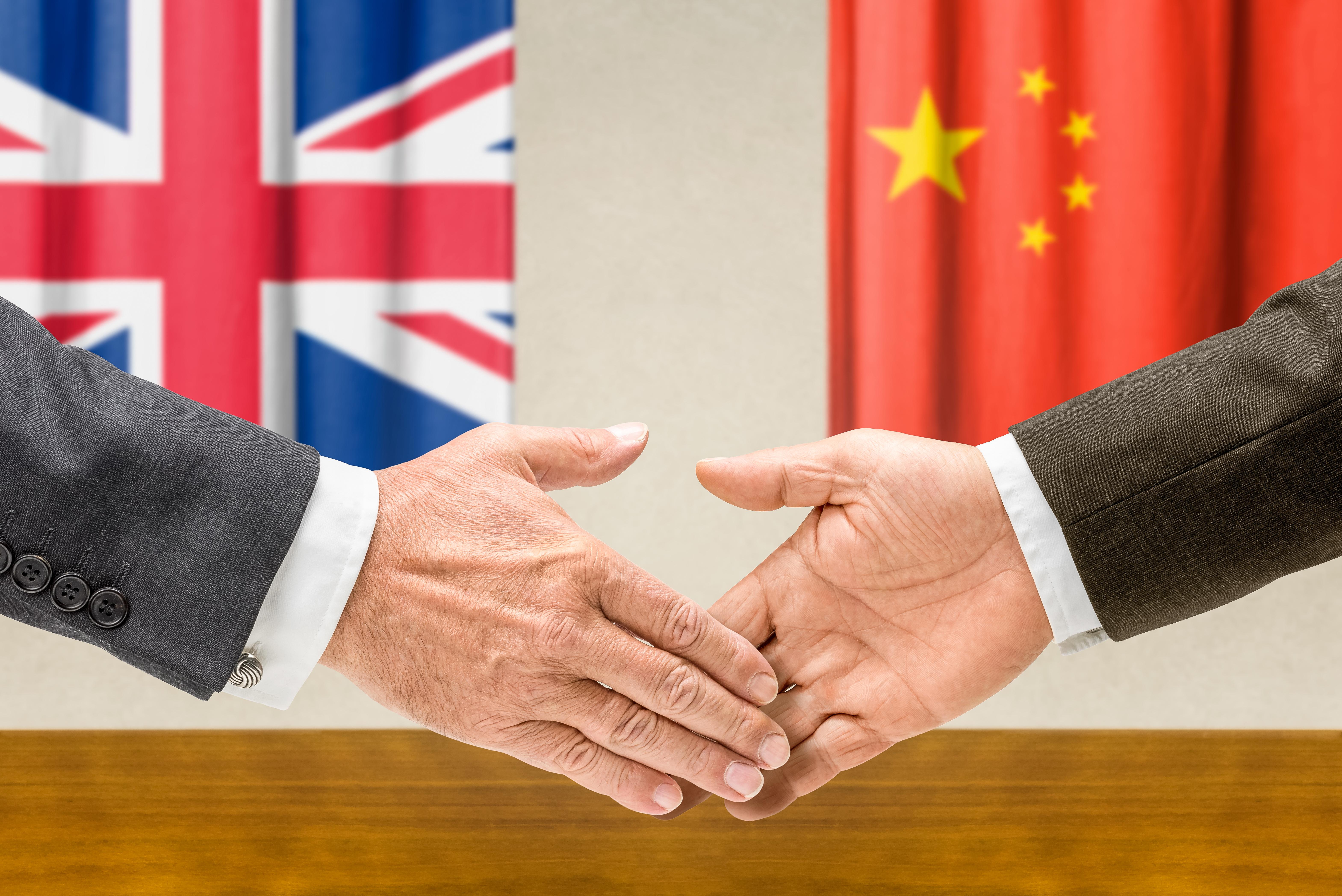 英国为何如此看重中国