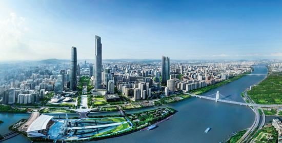 張岸元:粵港澳大灣區將成為新基建投資重點