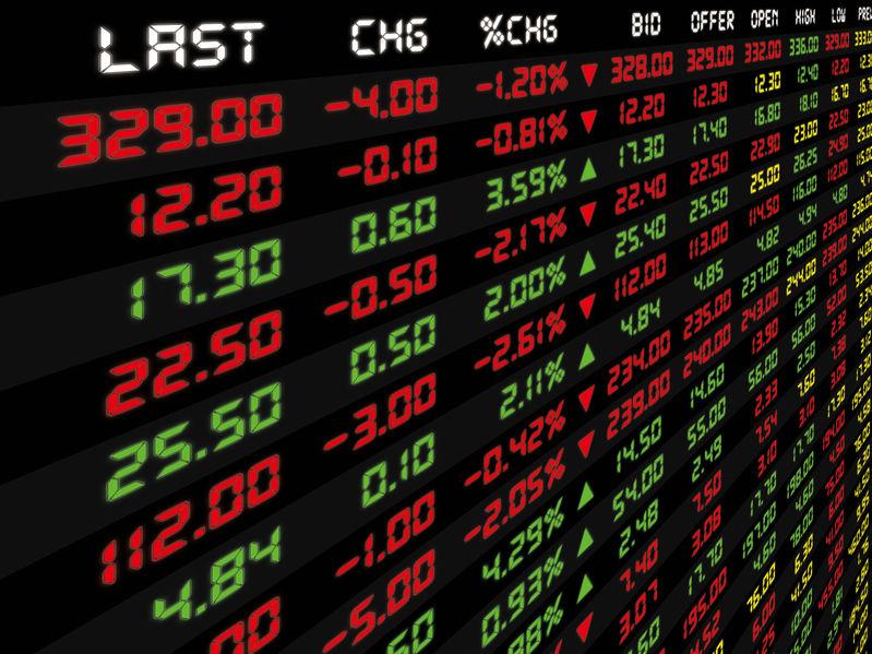 沪深两市午后震荡下行 创业板指走弱跌幅逾1%