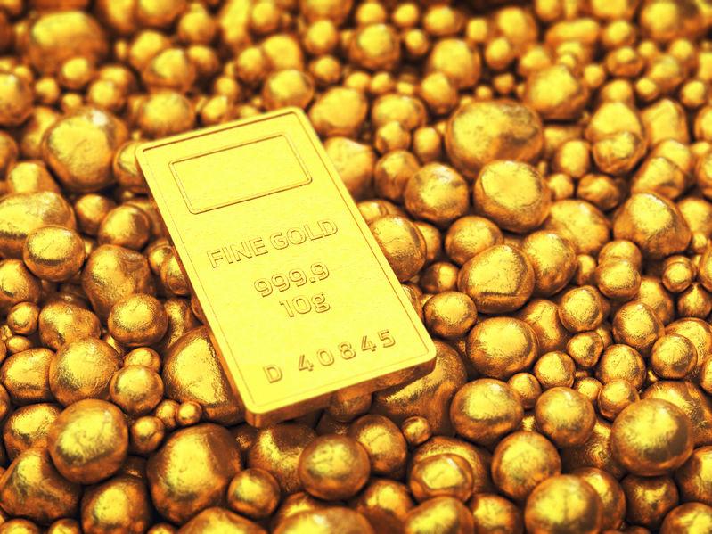 美元趋冷 黄金升温