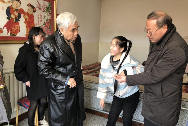 """""""囊萤计划""""河北赤城贫困癌症家庭大学生助学项目启动"""