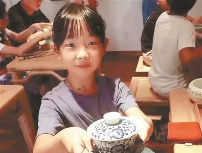 """茶博的八堂课 让孩子从小和""""茶""""做朋友"""