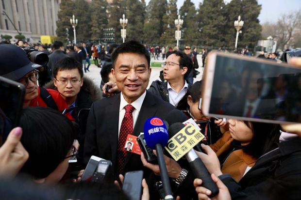 新希望刘永好:新网银行探索金融支持现代农业