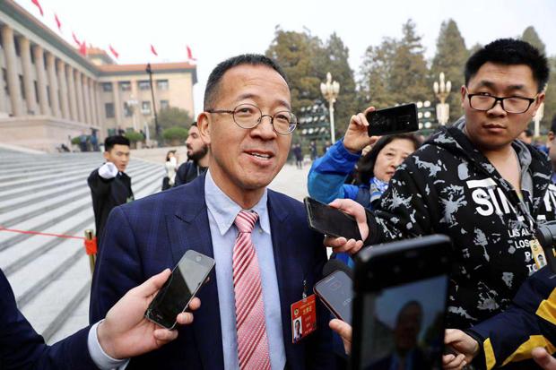 全国政协委员俞敏洪:中国一定有大量创业者希望登陆科创板