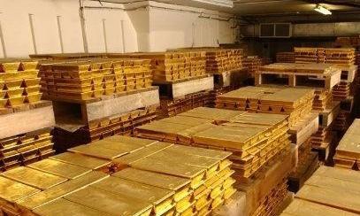 美元指数上涨 黄金期价走软