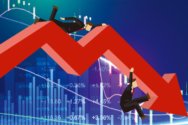 纽约股市三大股指6日下跌 纳指跌近1%
