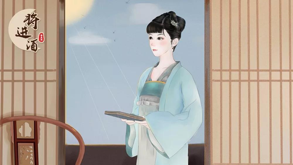 【将进酒Bar】女神节@李清照:成为女神,我不是故意的