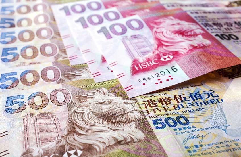 港元汇率触及7.85 香港金管局再出手买入15亿港元