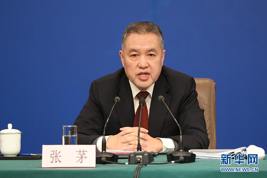 张茅:支持地方党政领导加强对食品安全工作的监管 减少由于食品安全引发的问题