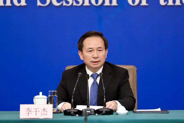 """生态环境部部长李干杰:""""四个四""""打好""""蓝天保卫战"""""""