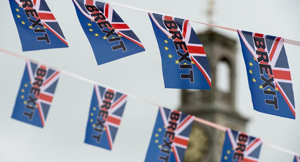 脱欧协议再遭议会否决 英国无协议脱欧风险上升