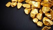 COMEX4月黃金期貨收漲0.54%