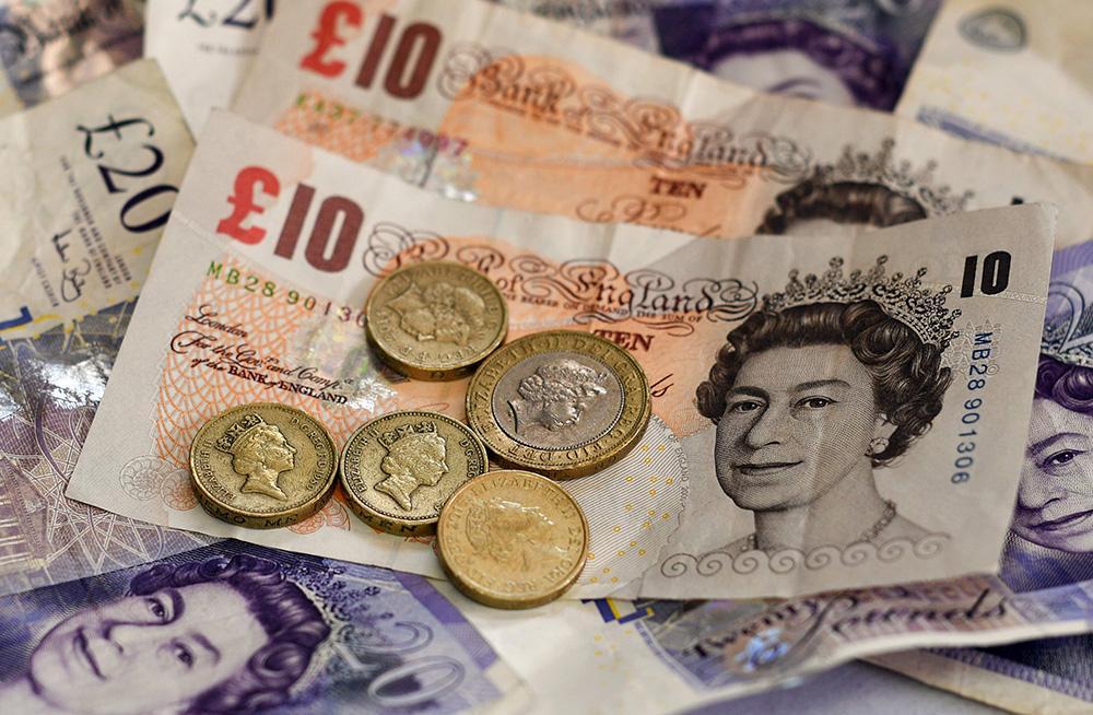 英国脱欧协议再遭议会否决 英镑震荡上演倒V行情