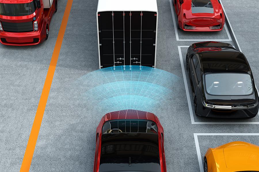 自动驾驶技术、自动驾驶车,自动驾驶,智慧城市,拥堵