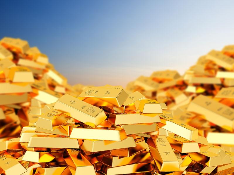 COMEX4月黃金期貨收跌1.08% 失守1300美元/盎司關口
