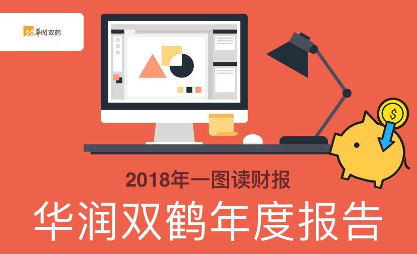 一图读财报:华润双鹤2018年营收同比增长28.08%