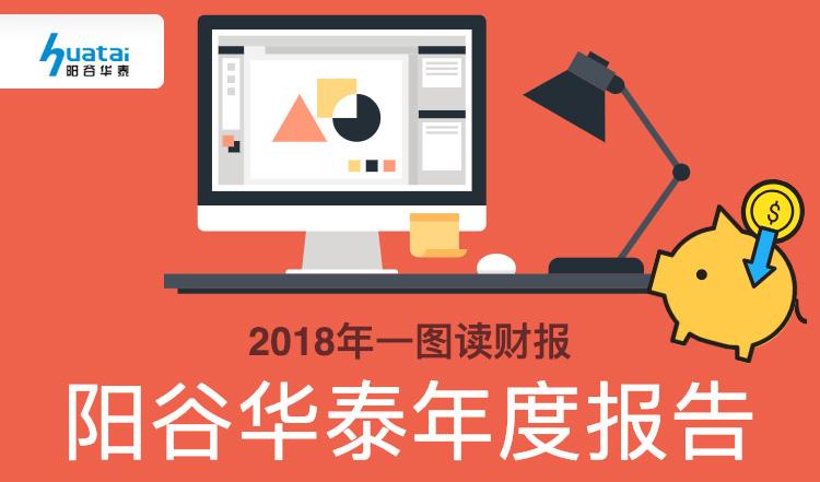 一图读财报:阳谷华泰2018年度净利同比增长80.43%