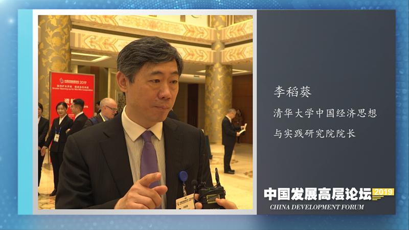 独家专访李稻葵:对美国股市的担心更甚于对中国股市