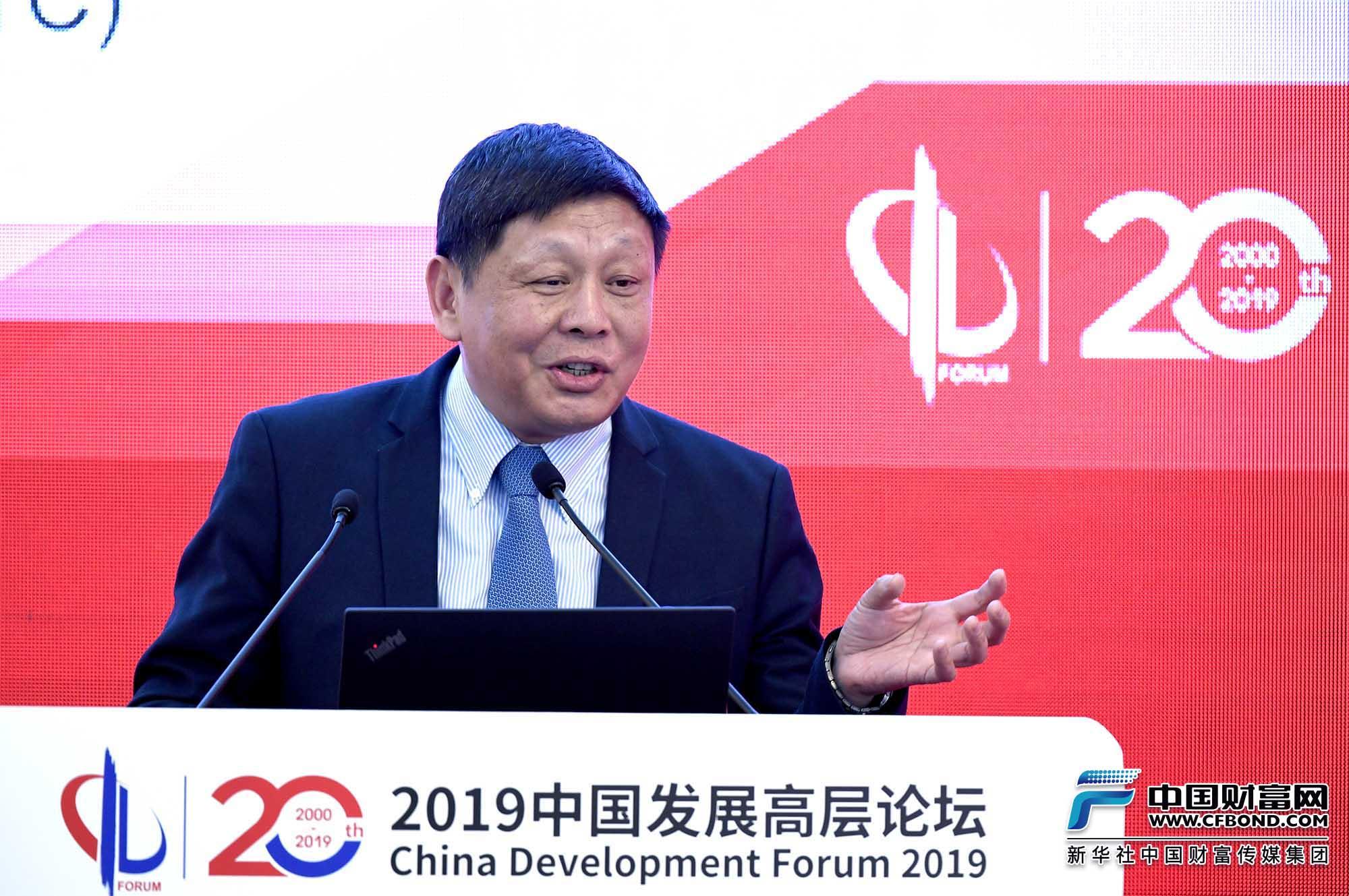 发言:中国电子科技集团有限公司总经理吴曼青