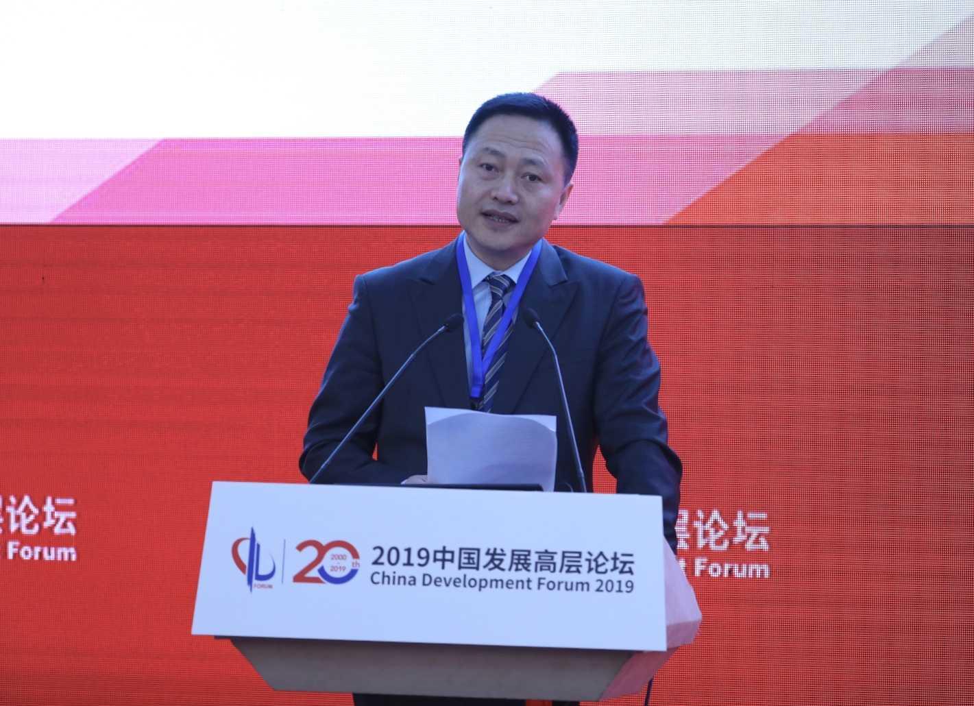 余红辉(中国节能环保集团有限公司总经理)