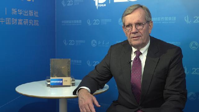 Leavitt Partners董事长:中美双方可以在医疗领域广泛合作