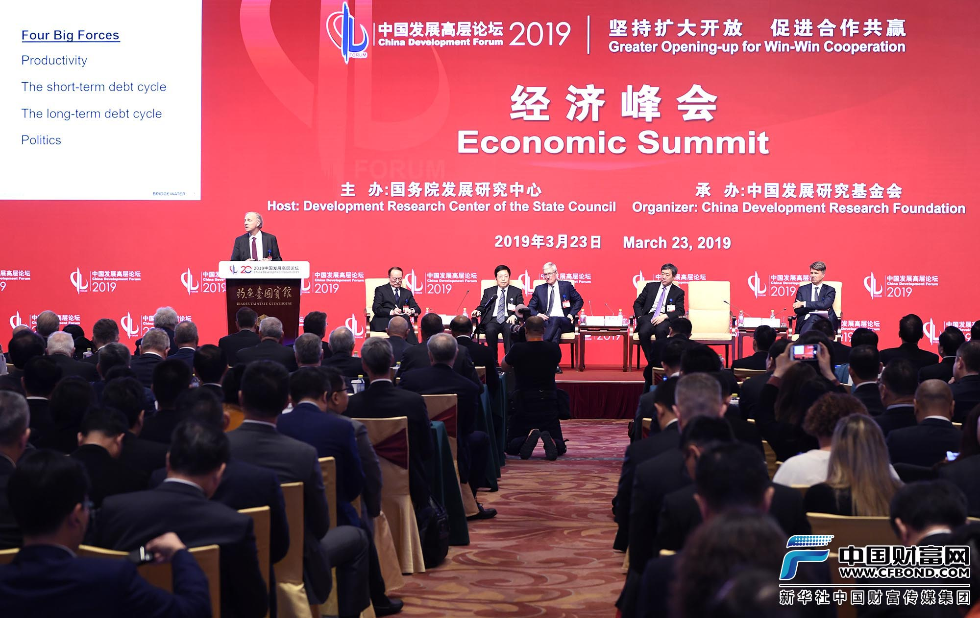 中国经济世界期待
