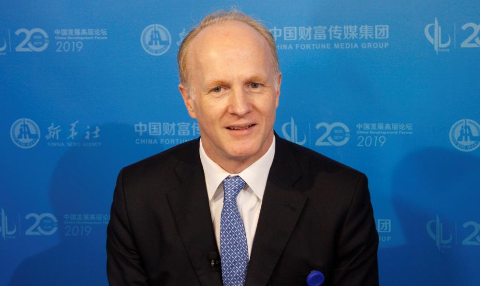 马勤(Mark Machin)(加拿大养老基金投资公司总裁、首席执行官) 接受采访