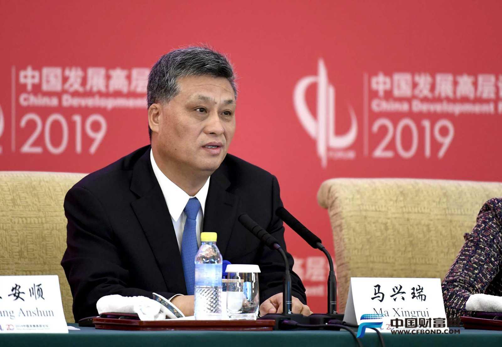 广东省省长马兴瑞回答提问
