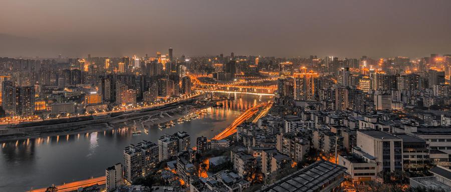 """""""相向发展""""上演西南""""双城记""""——成渝城市群一体化发展不断加快"""