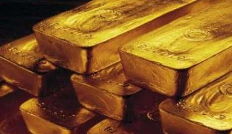 COMEX 4月黃金期貨27日下跌0.35%