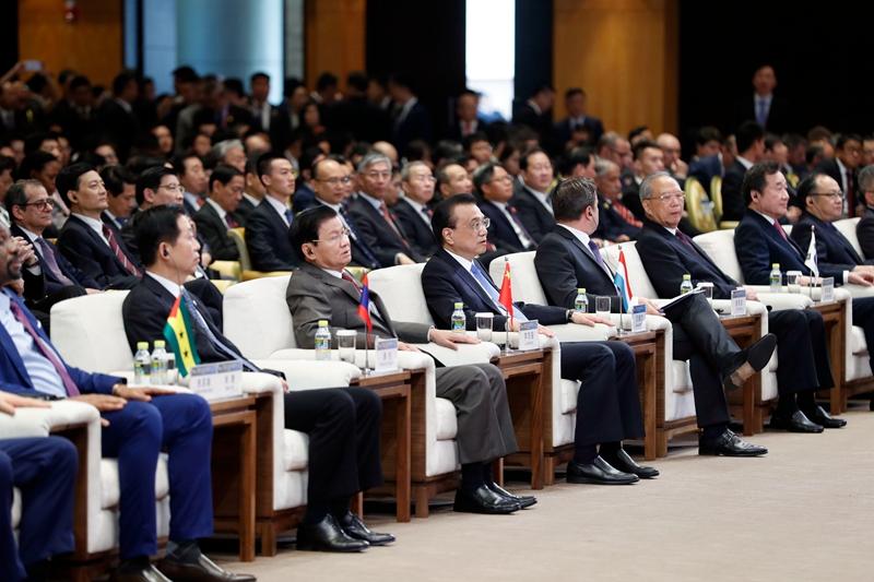 怎么看当前全球和中国经济,李克强在博鳌这样说