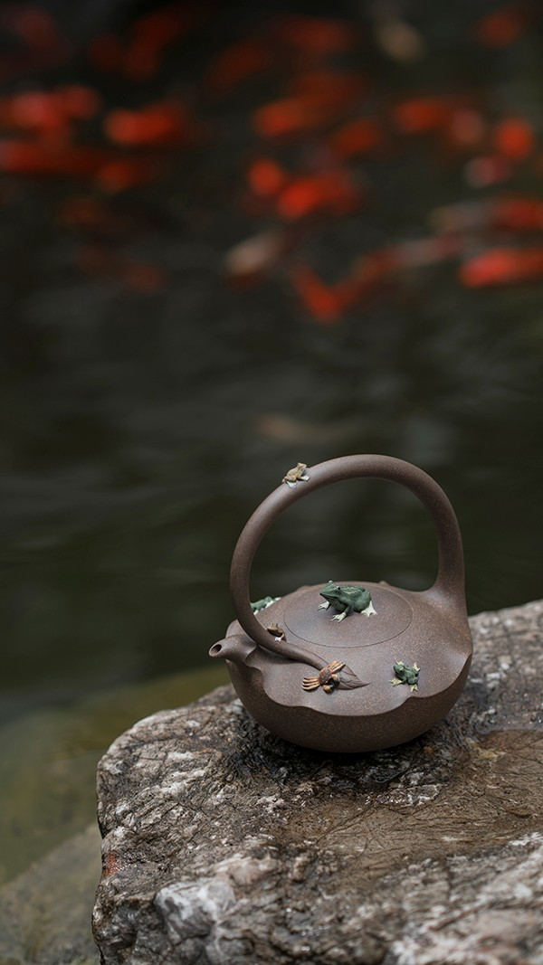 紫韵京华——季益顺紫砂艺术展在中国美术馆开幕