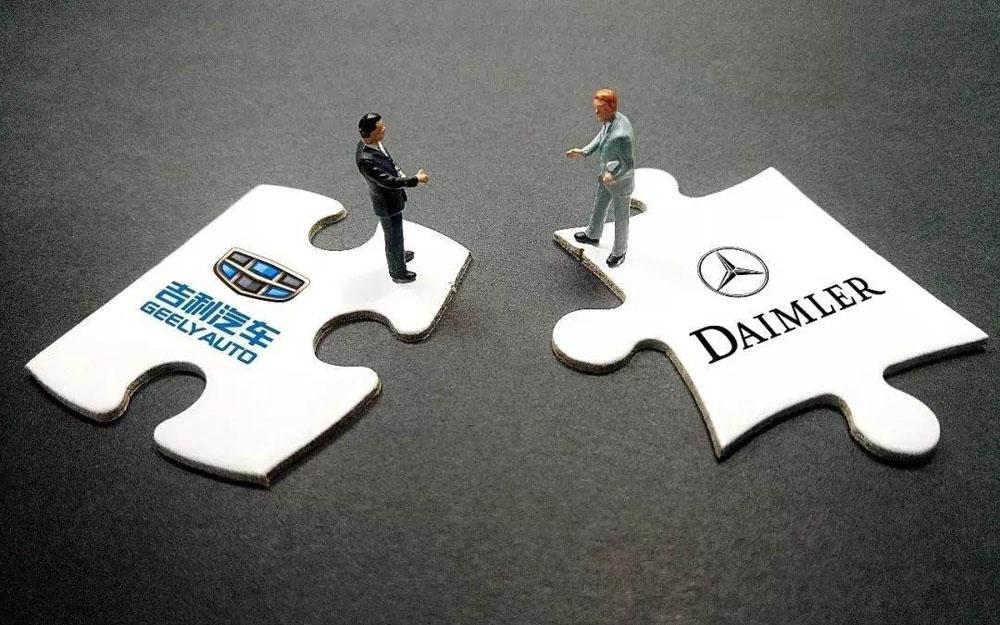 smart只是开端 戴姆勒和吉利合作必将深入