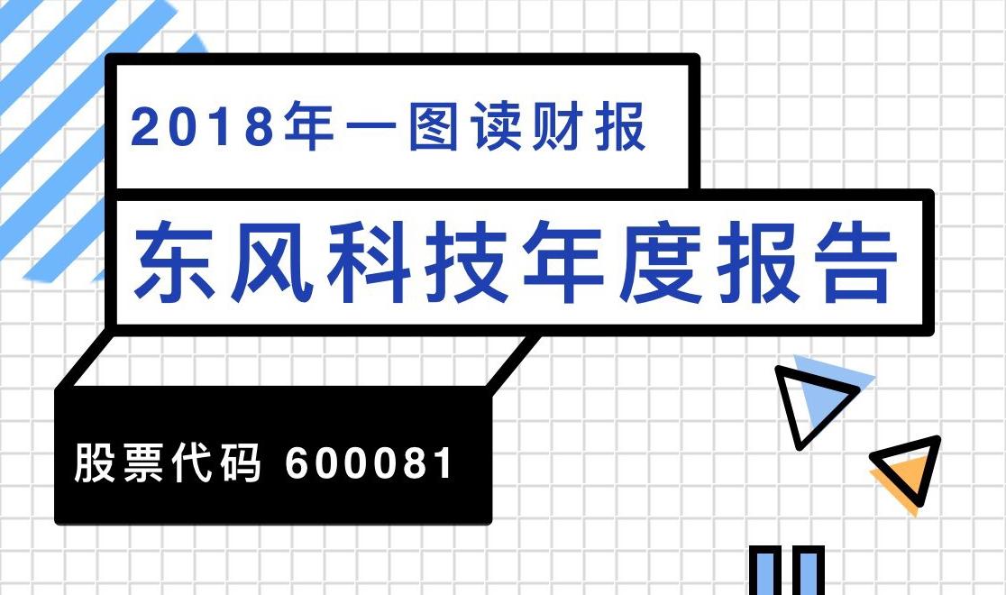 一图读财报:东风科技2018年度营业收入66.73亿元