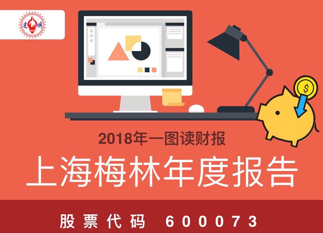 一图读财报:上海梅林2018年度营业收入221.79亿元