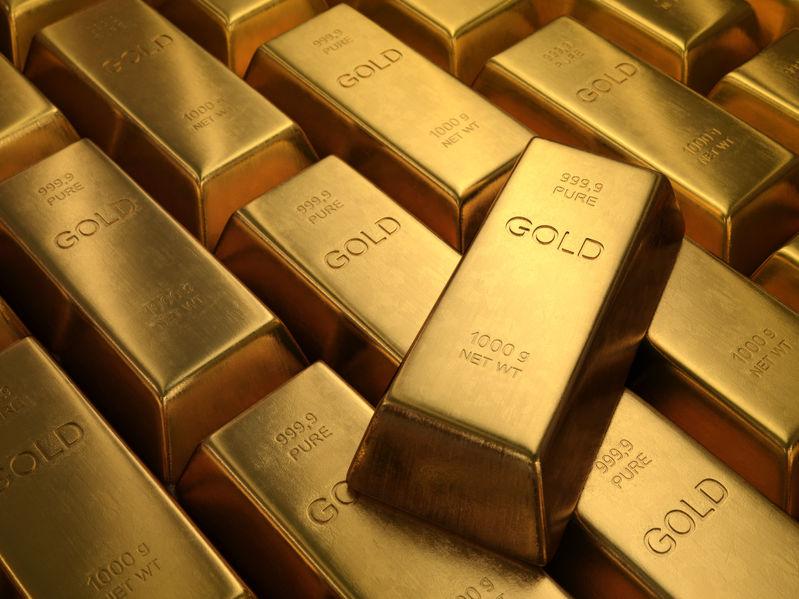 央行:中国3月末黄金储备为6062万盎司