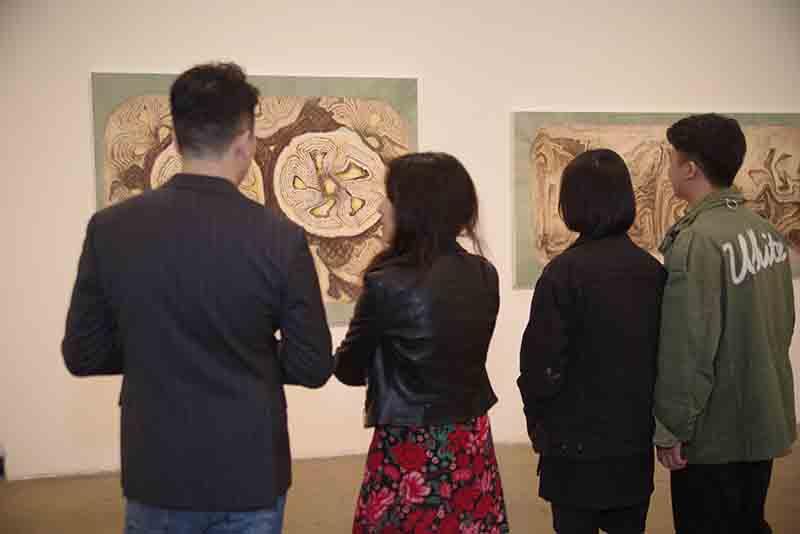 """索卡艺术最新群展""""我自然""""——起感受生命的浪漫自由"""