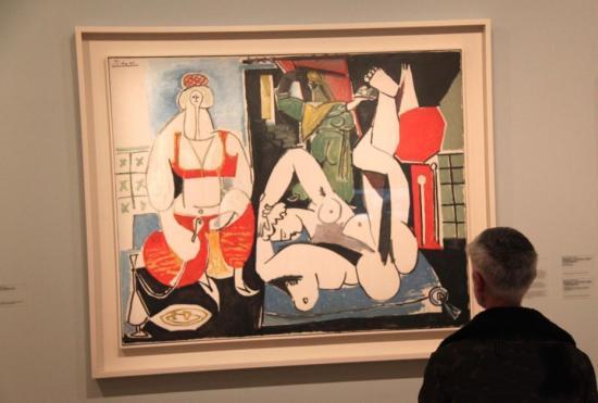 """""""毕加索与战争""""特展在法兰西军事博物馆亮相"""