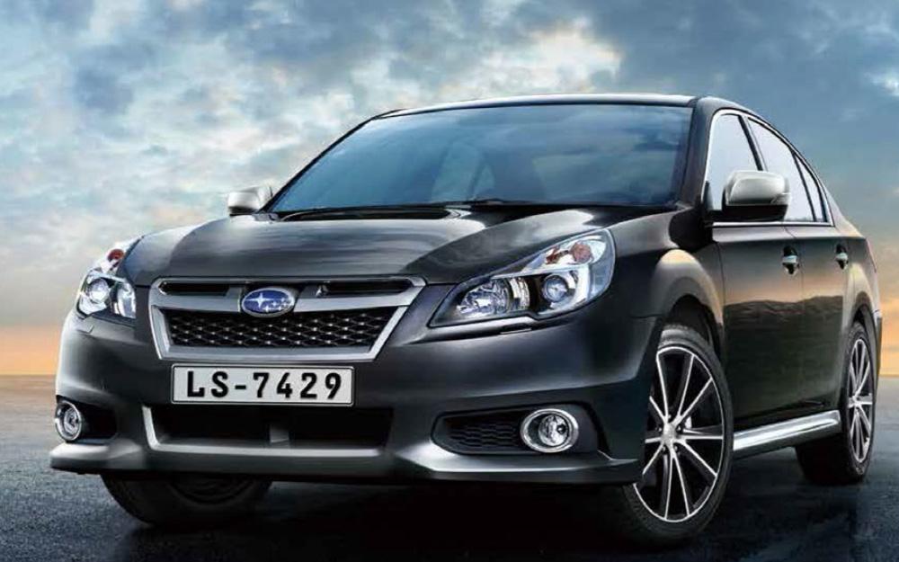 斯巴鲁汽车(中国)有限公司召回部分进口力狮、傲虎、翼豹汽车